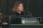 Jill Abramson focuses on resilience in speech