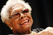 The life of literary legend Maya Angelou