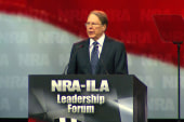 Protestors wage campaign against NRA