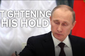 Putin's power play puts Russia on the outs