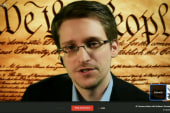 Snowden speaks out at SXSW