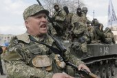 Ukraine crisis worsened by offensive leaflets