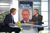 Putin formally annexes Crimea