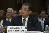 Durbin plans to put Shinseki 'on the spot'