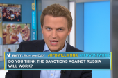 Will sanctions work against Russia?