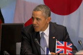 Obama rallies support on behalf of Ukraine
