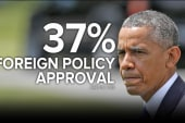 Obama's approval ratings plummet in new poll