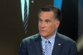 Mitt Romney throws a party for Republicans