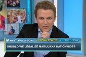 Should marijuana be legalized nationwide?
