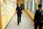 Call to Action: Under arrest at school