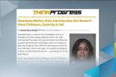 America's childcare 'double-standard'