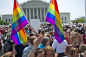 Debate surrounding the history of gay rights