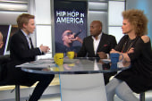 Charting the mainstreaming of hip hop music