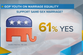 The GOP's gay marriage sea change