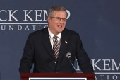 Scrutiny over Jeb Bush's finances