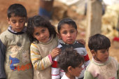 Syrian war's youngest victims often forgotten