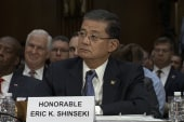 Shinseki faces more calls for resignation