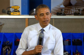 Obama speaks on Benghazi suspect's capture