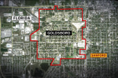 Sanford, Florida: A town divided?
