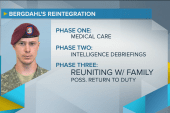 Bergdahl back home to 're-integrate'
