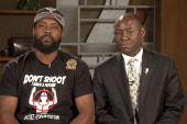 Michael Brown's dad on his quest for justice