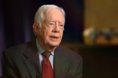 Pres. Carter on Religion, Hillary and Dems