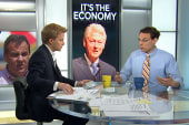 Bill Clinton strikes back at Karl Rove