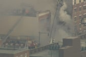 RF Headlines: Building explosion in NYC