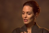Angelina Jolie on violence in Syria