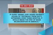 Grand Juries: Prosecutors passing the buck?