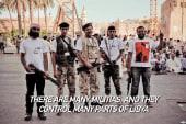 Libya's rivaling militia groups
