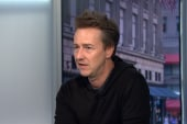 Edward Norton on how a crowd can help a cause