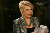 Joan Rivers hospitalized in stable condition