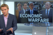 Economic warfare against Russia