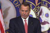 Boehner pushes back on party conservatives