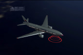 Search for missing plane shifts focus