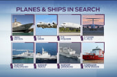 Search for missing plane now in third week