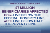 'Food stamp cliff' could affect millions