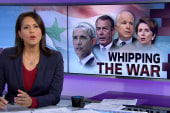 Congress 'sharply divided' on Syria debate