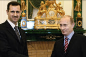 How will deal on Syrian weapons actually...
