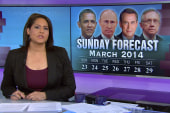 Obama to meet with global leaders on Ukraine