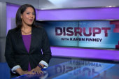 Karen Finney's most Disruptive moment of 2013