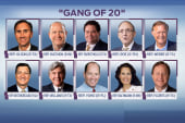 'Gang of 20' tries to impeach Eric Holder