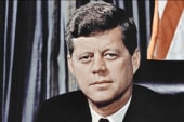 How JFK changed the course of history