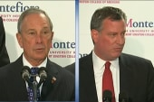 Bloomberg causes a stir in NYC mayoral race