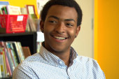 Formerly homeless teen uses crowdsourcing...