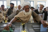 'A violent day' for Afghanistan elections