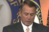 What Boehner's caucus is really concerned...