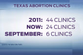 How Texas' anti-abortion law affects the poor