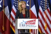 Can Wendy Davis convince Texas to go Blue?